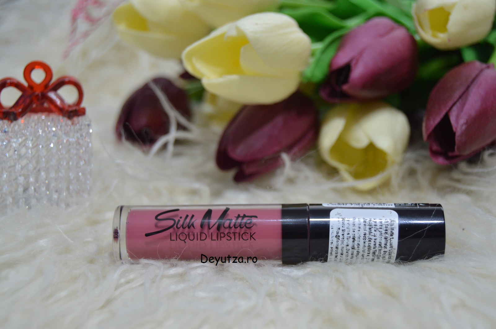 Review Ruj Silk Matte Flormar Deyutzas Blog