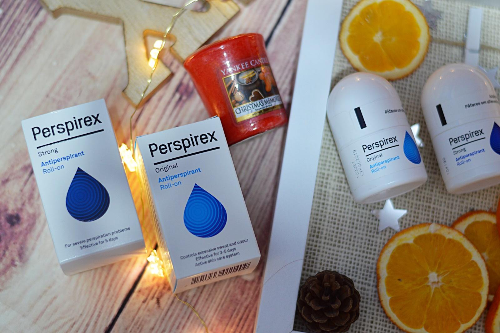 Oprește eficient transpirația și mirosul neplăcut cu Perspirex